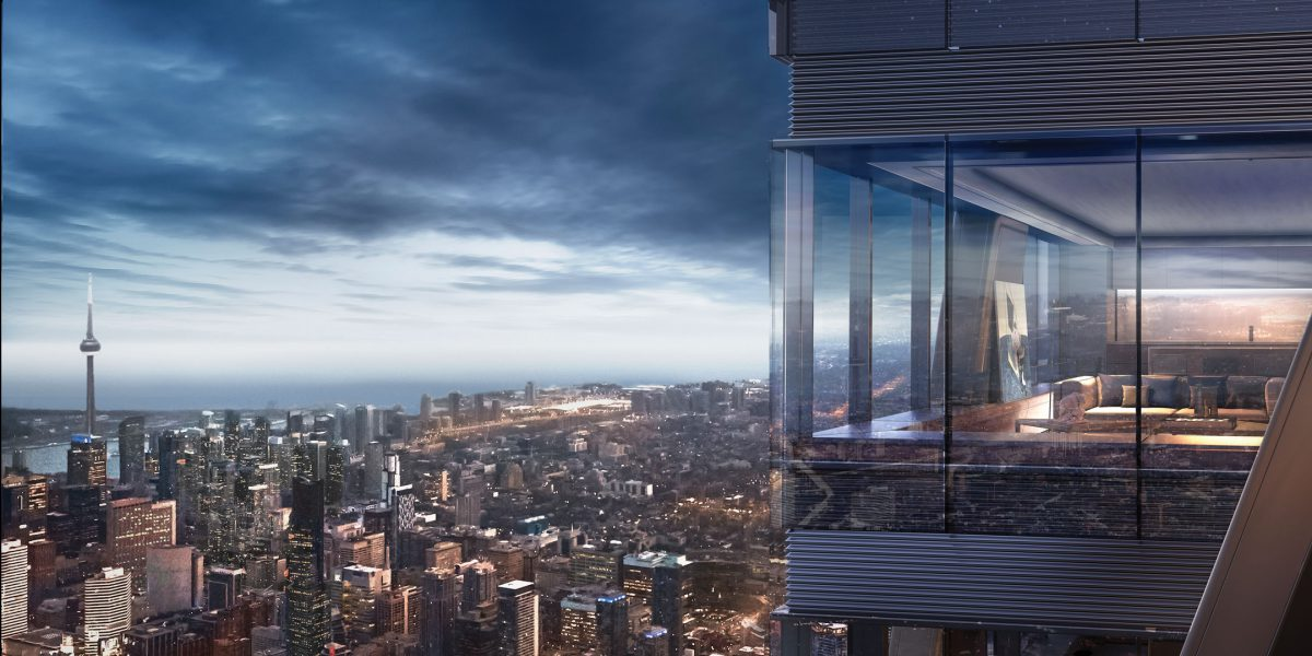 The One Bloor West Toronto Condominium Residences